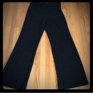 Wide leg American Apparel pants - Black